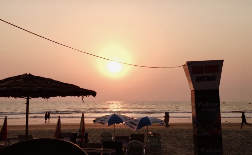 Benaulim Beach, Goa (video preview)