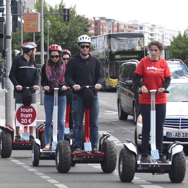 Twowheelers in Berlin