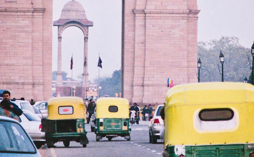 The best sights in New Delhi,India