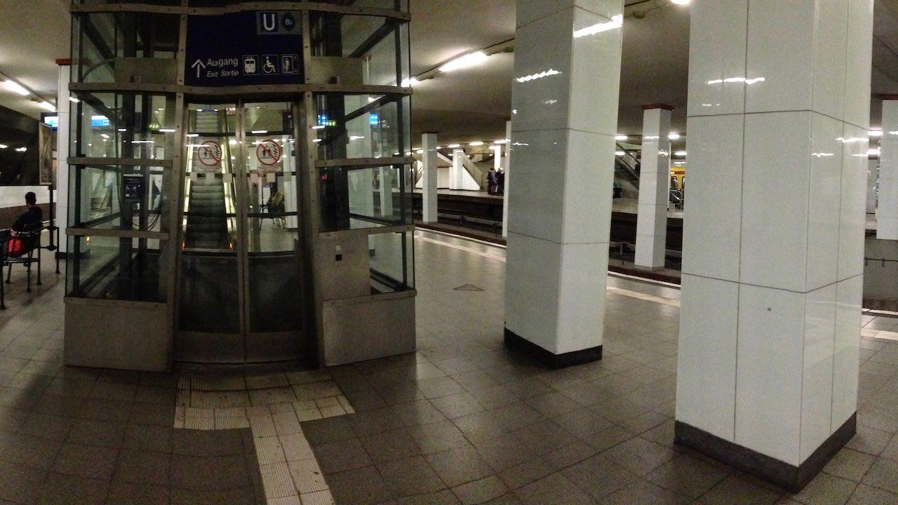 Metrotunnel, Berlin