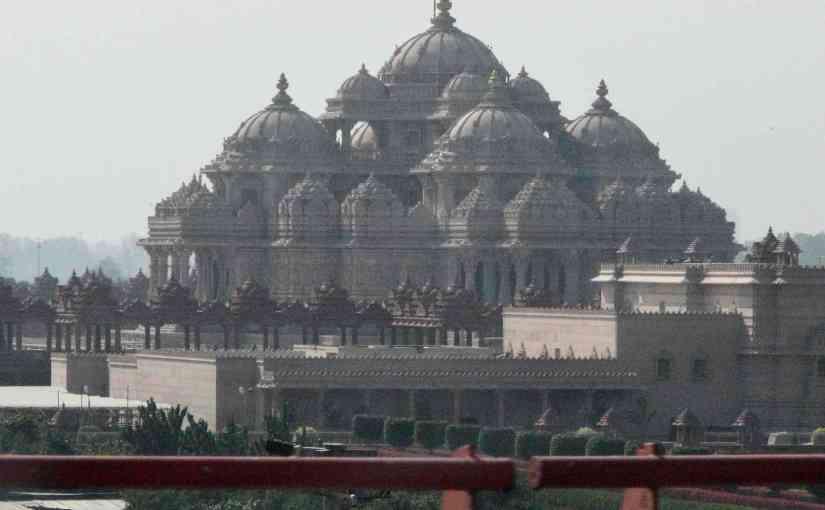 Essential Delhi sights-video
