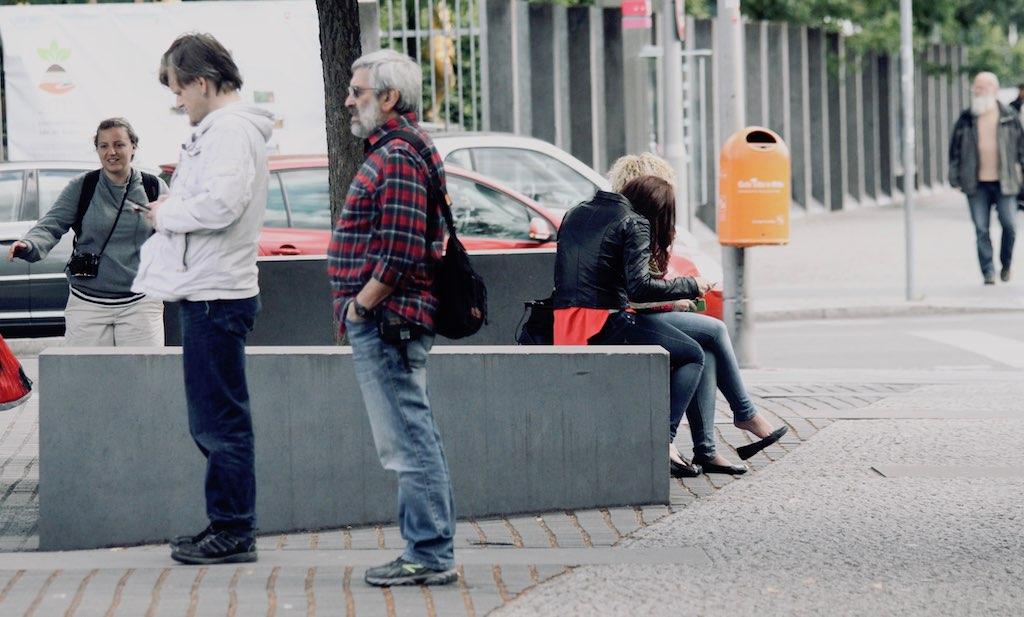 Street life in Berlin