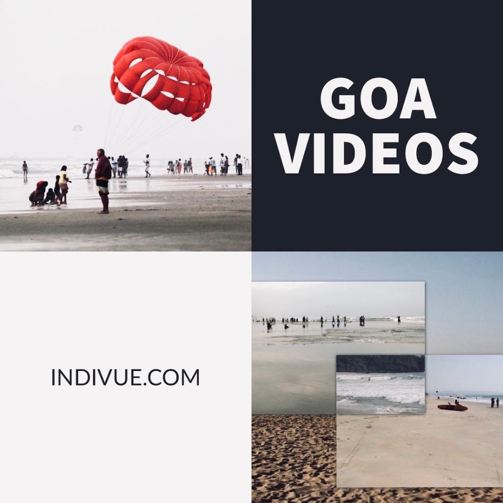 Art inspired by Goa India