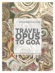 Travel Opus to Goa, India