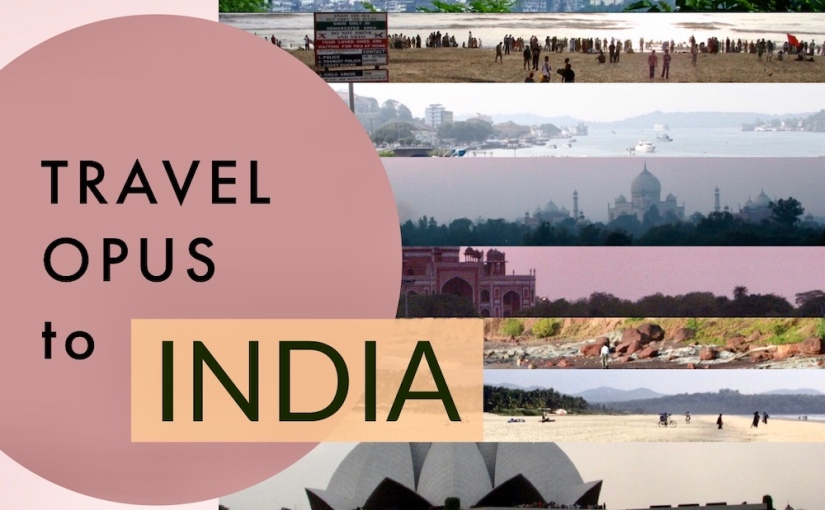 Travel Opus to India