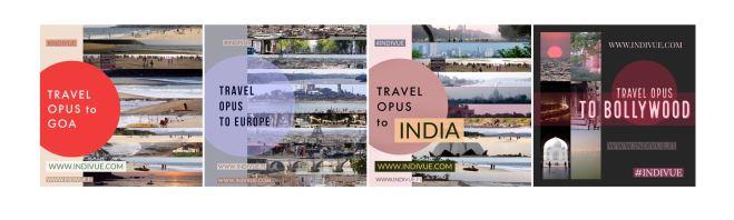 INDIVUE Travel Opus -works