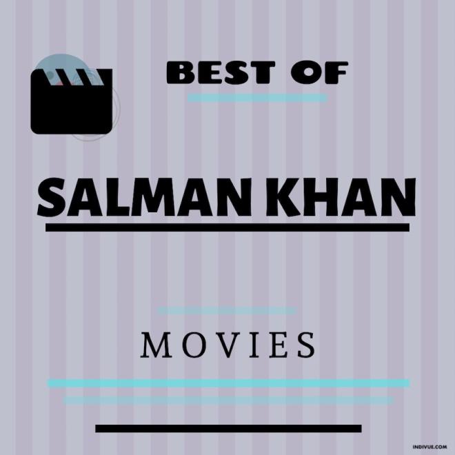 Best of Salman Khan -movies