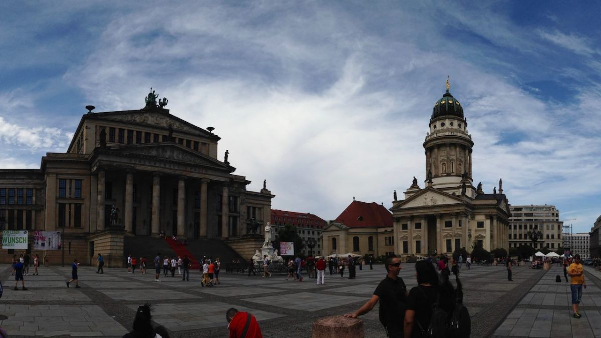 Gendarmenmarkt, Berlin