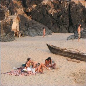 Paradise Beach, Gokarn