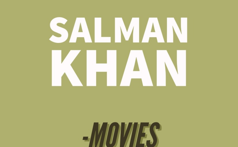 30 years of Salman Khan movies and all the music from hisfilms