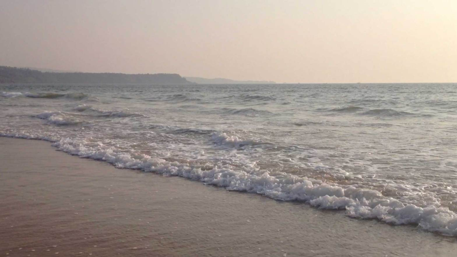 Cavelossim Beach, Goa