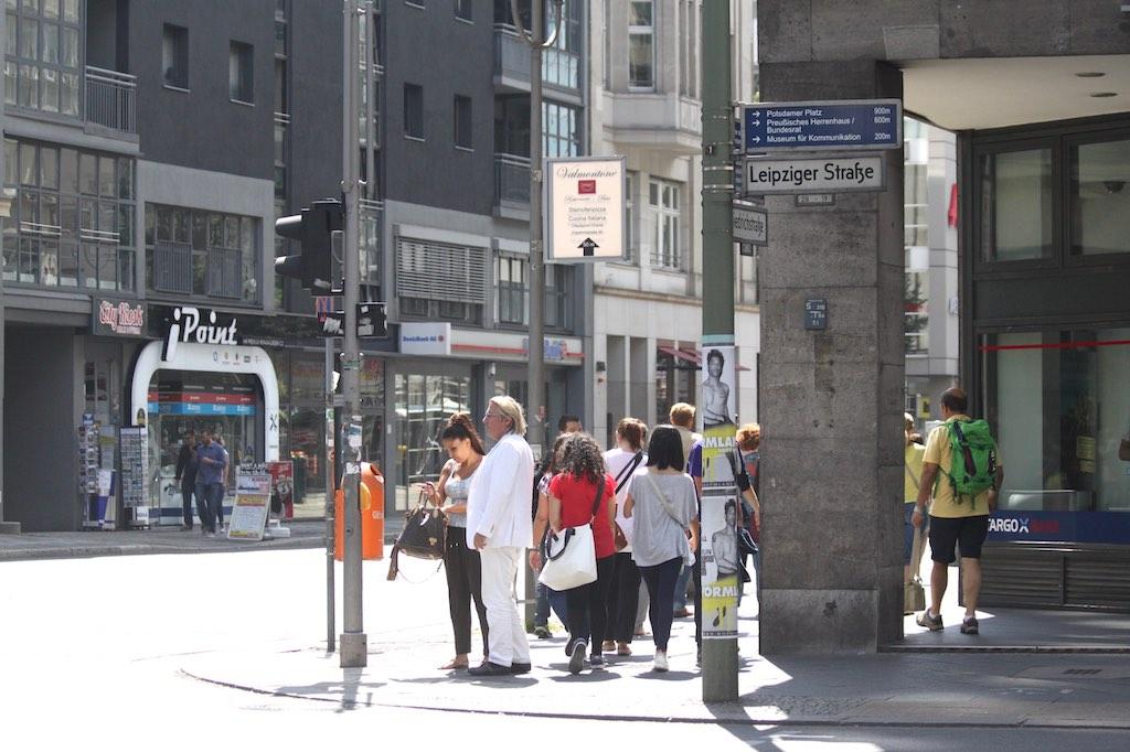 Random street Berlin