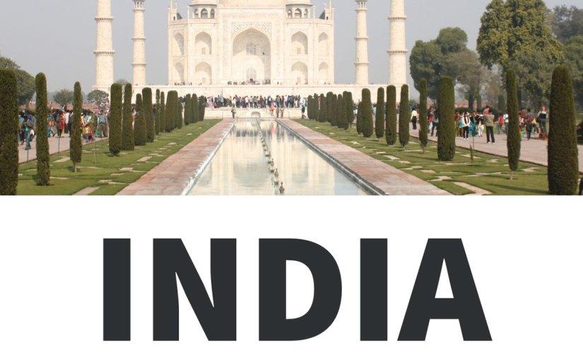 India through socialmedia