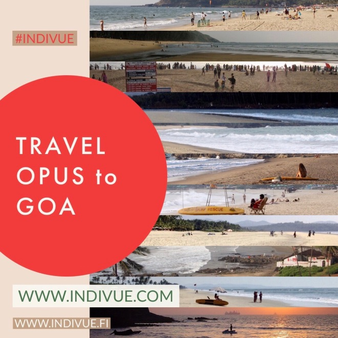 Travel Opus to Goa