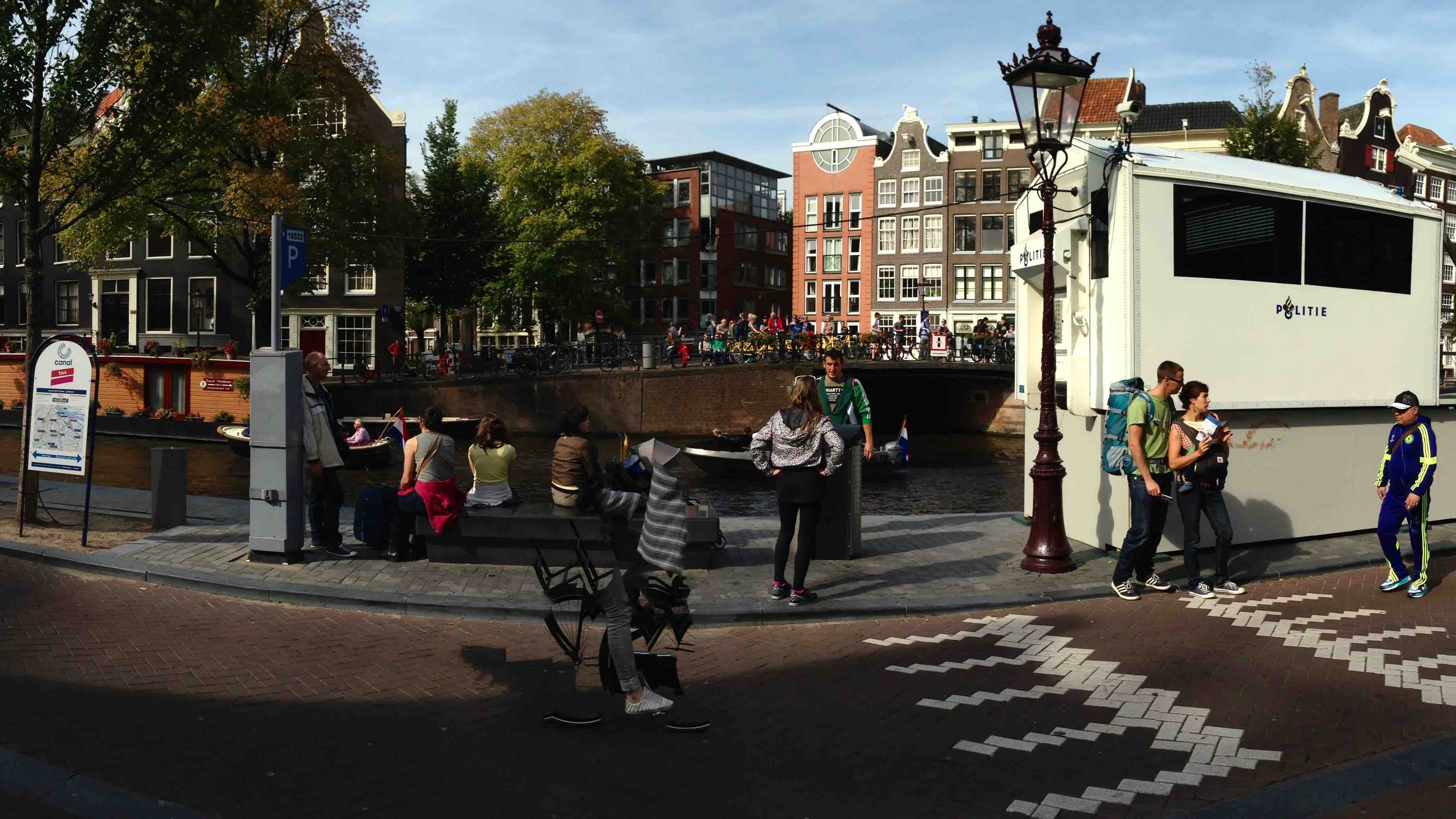 Random street Amsterdam