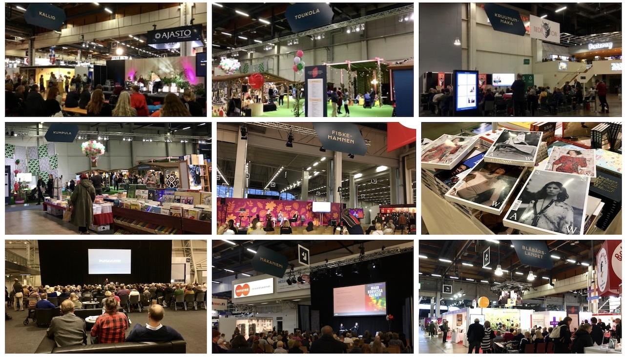 Helsinki Book Fair 2018