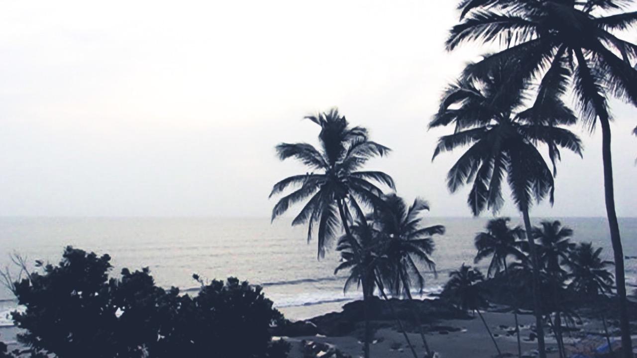 Vagator Beach in North Goa