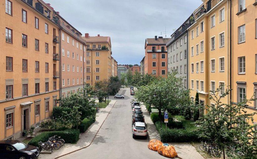 Stockholm in Instagram