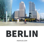 Berlin and Potsdamer Platz
