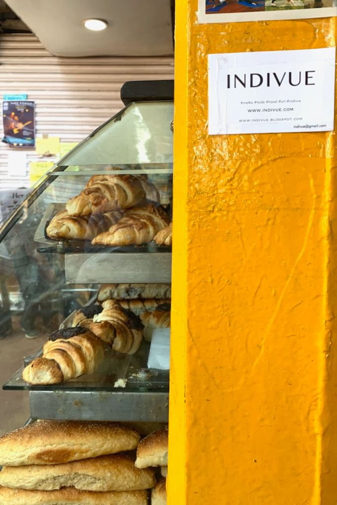INDIVUE chose German Bakery as the best cafe of the past decade in South Goa