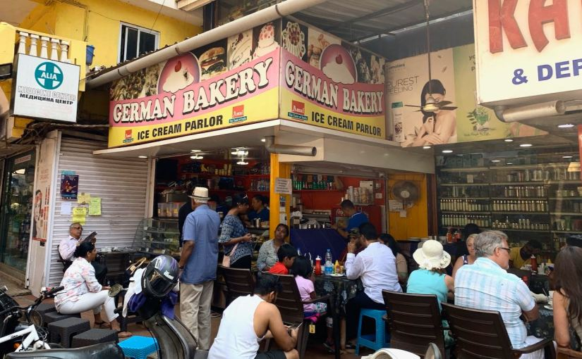Best café of the past decade in SouthGoa