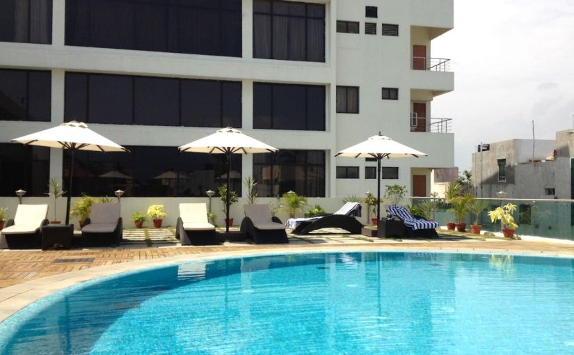Good hotel experience in Puducherry,India