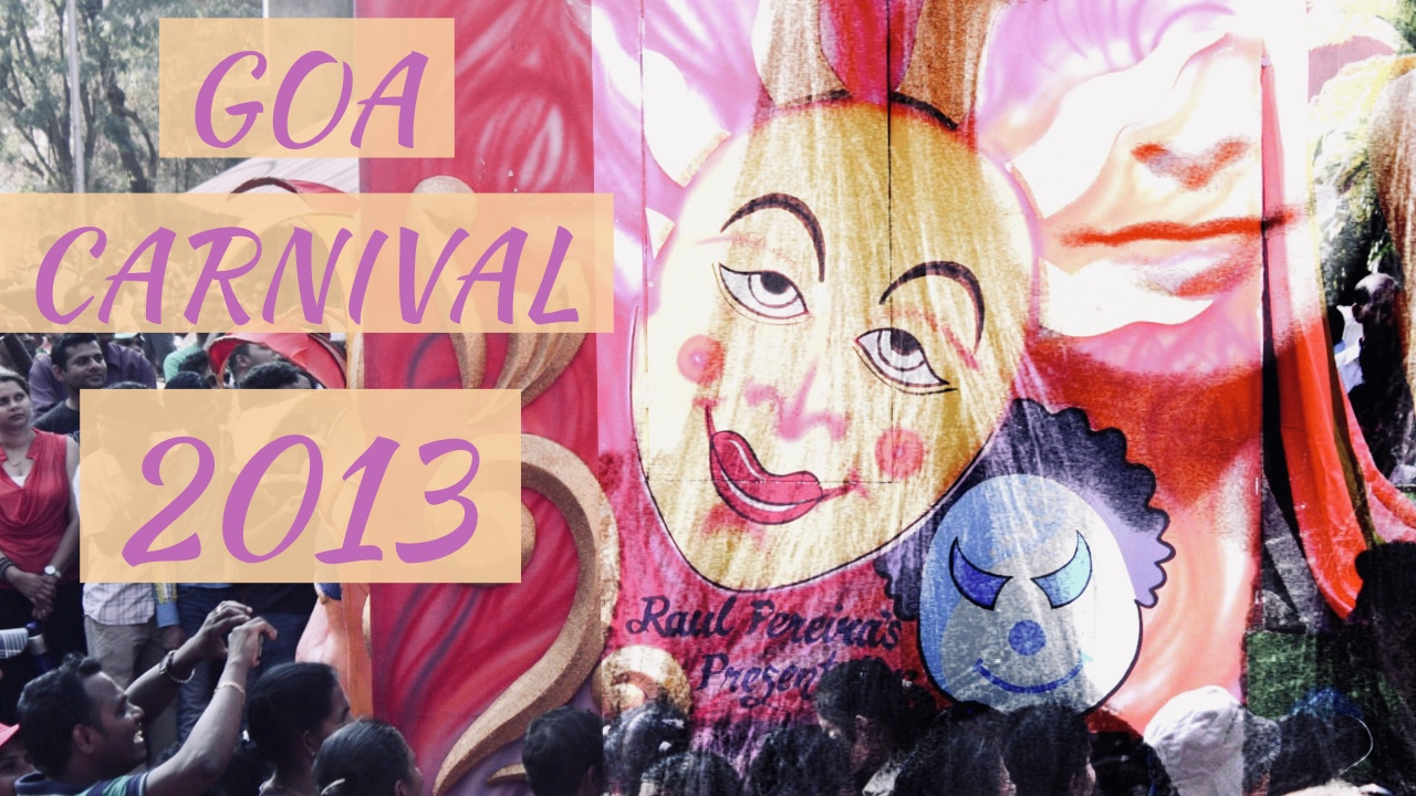 Cover image for Goa carnival 2013 -video