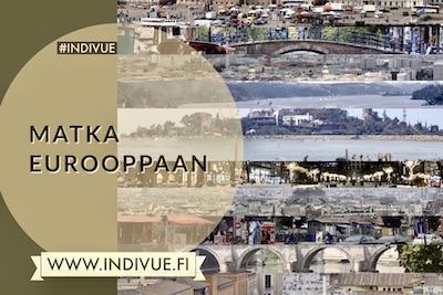 INDIVUE - Trip to Europe in Finnish