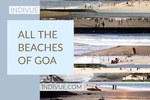 All the beaches in Goa mini image