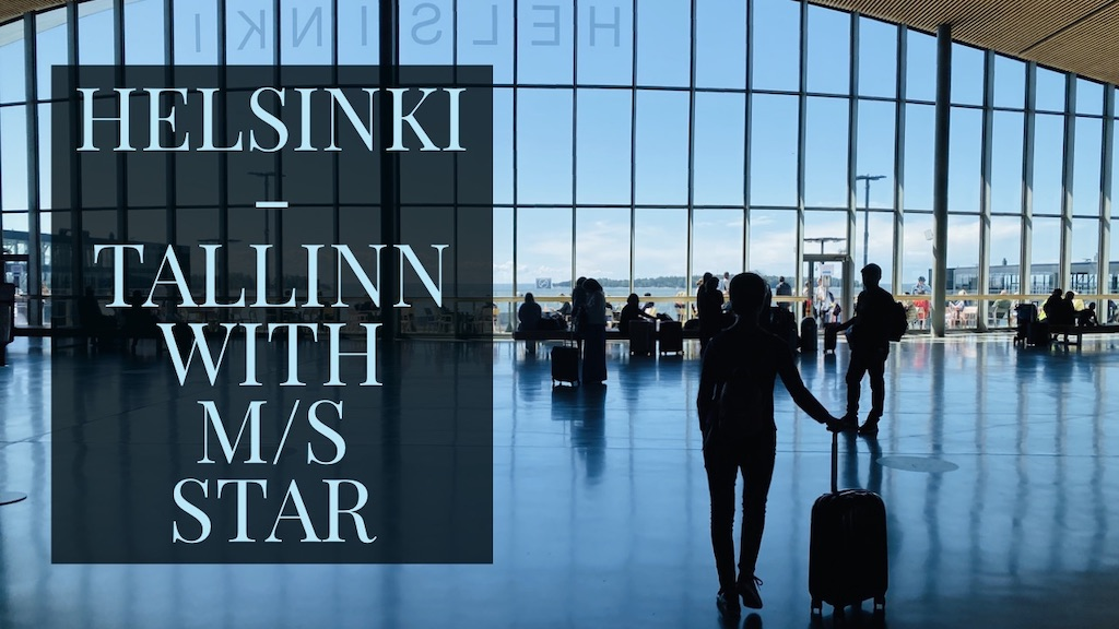 Cover image for Helsinki - Tallinn video by indivue
