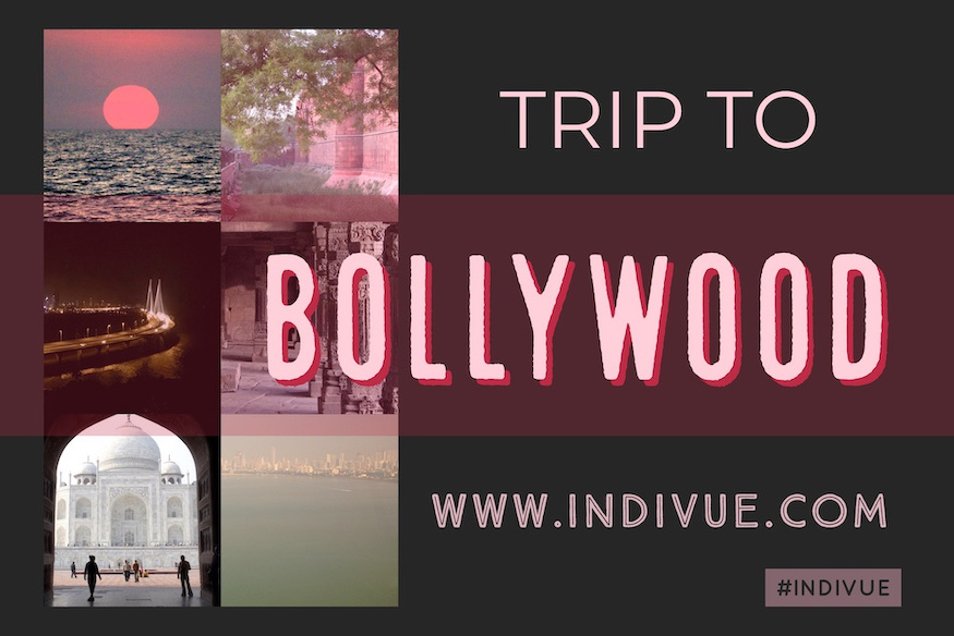 Trip to Bollywood indivuecom front page