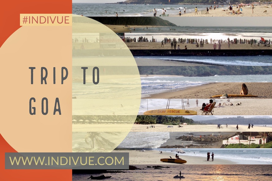 INDIVUE - Trip to Goa 2020