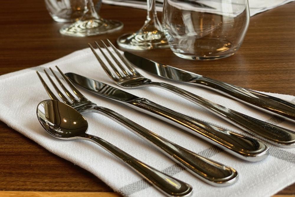Viking Line cutlery