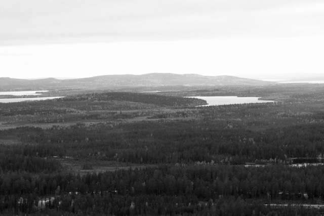 Lakes in Kuusamo