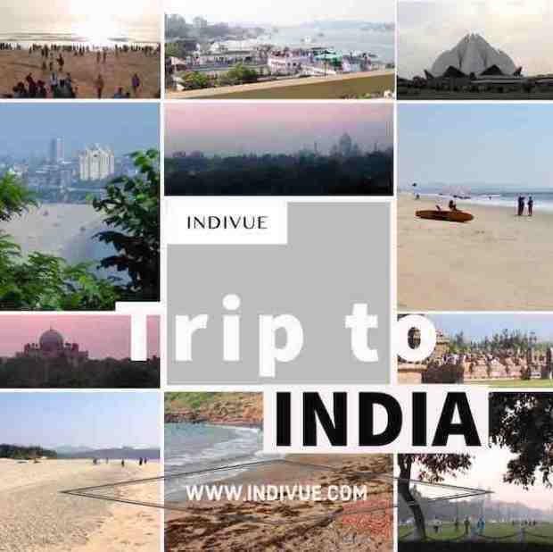mini trip to India