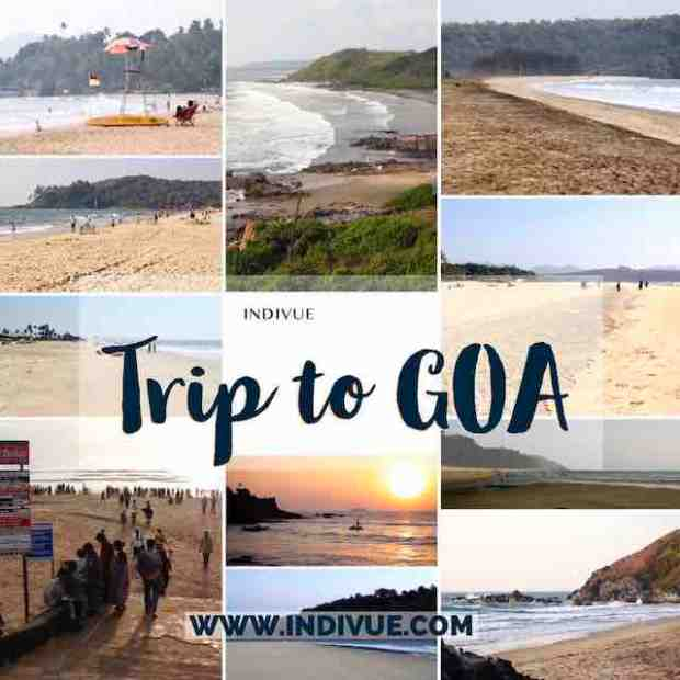 mini Trip to Goa