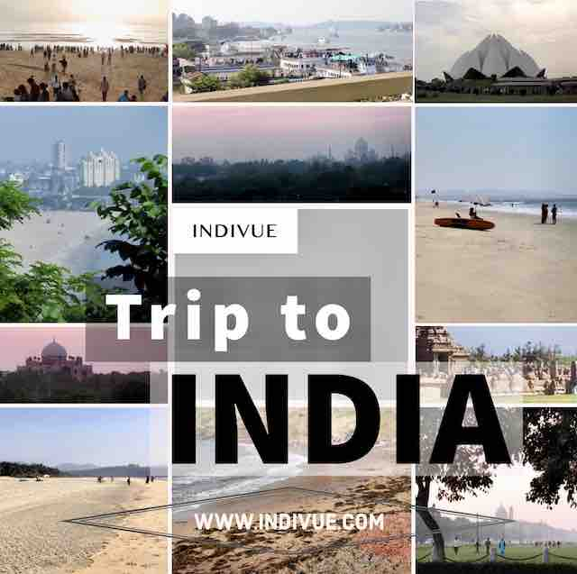 Trip to India 600 by 600